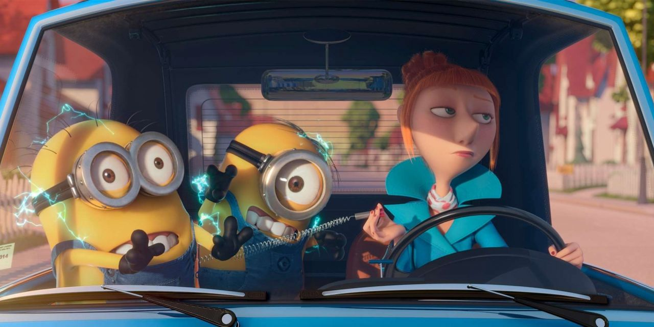 Image forDespicable Me 2