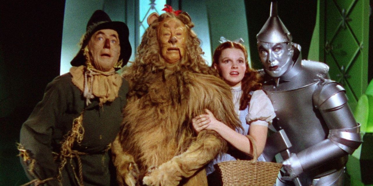 Image forThe Wizard of Oz