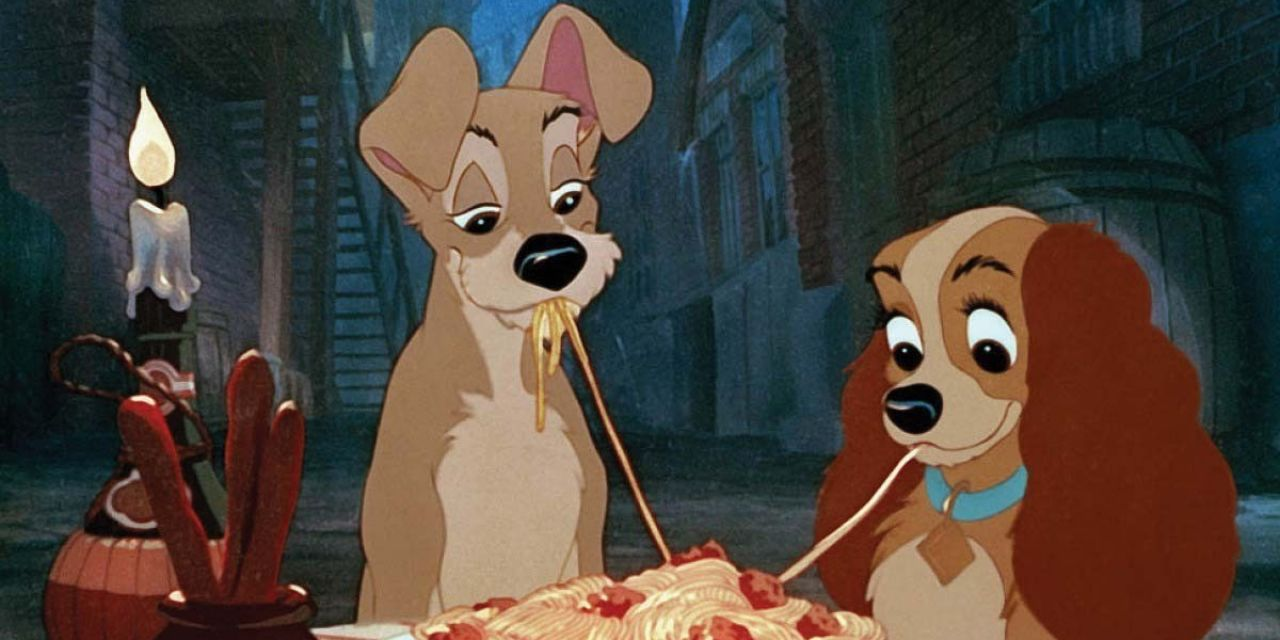 Image forLady and the Tramp (1955)