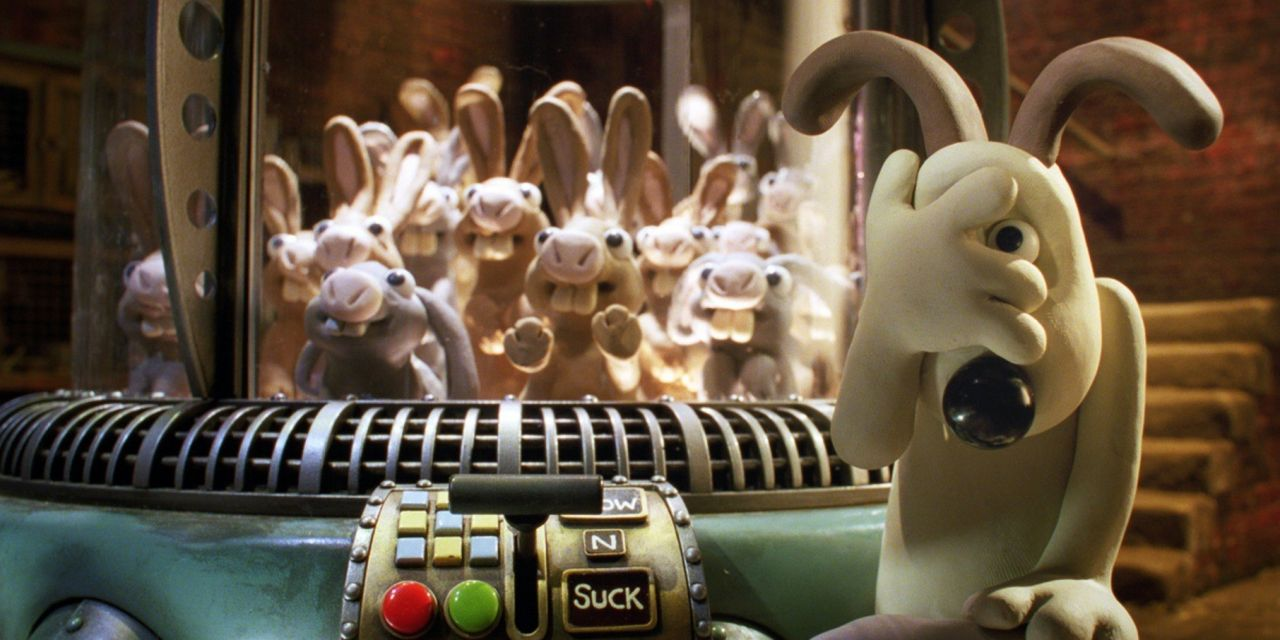Image forWallace and Gromit in the Curse of the Were-Rabbit