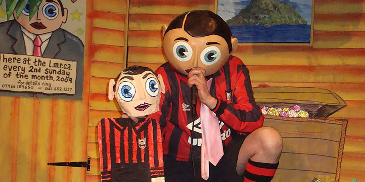 Image forBeing Frank: The Chris Sievey Story