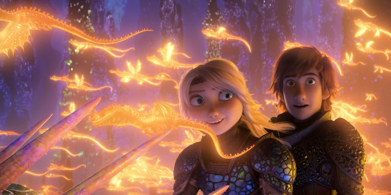 Image forHow to Train Your Dragon: The Hidden World
