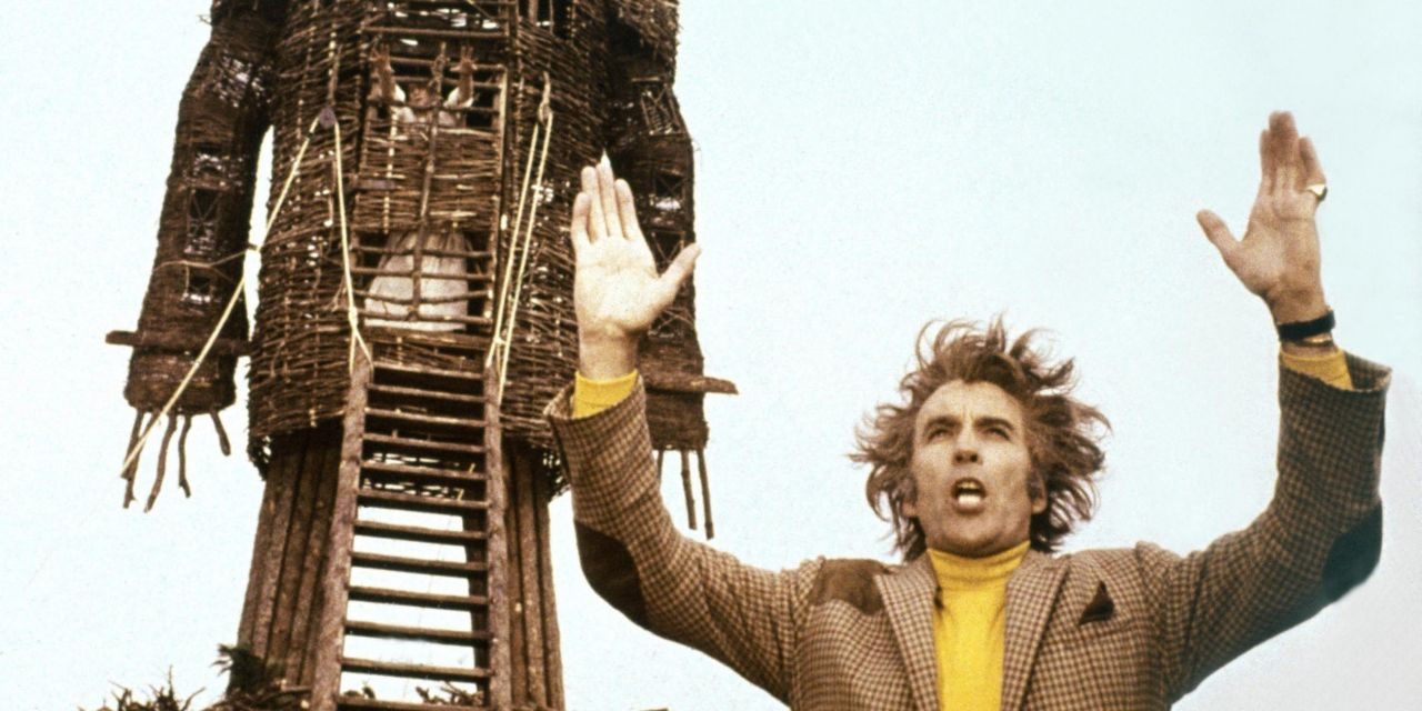 Image forThe Wicker Man