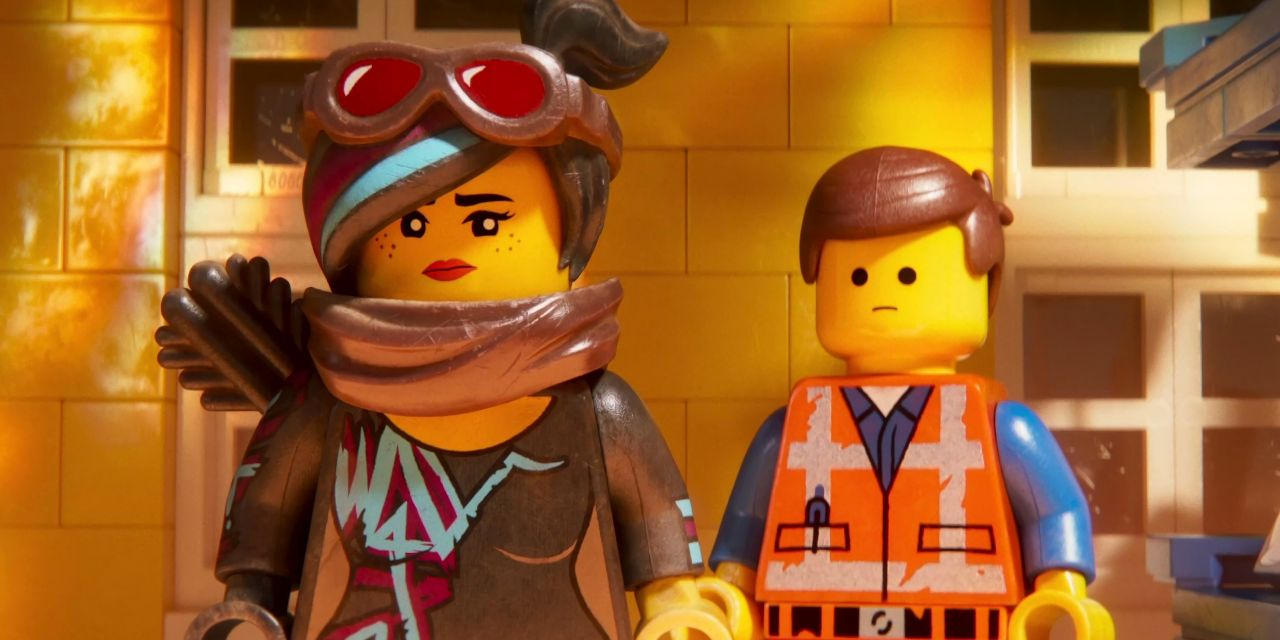 Image forThe Lego Movie 2: The Second Part