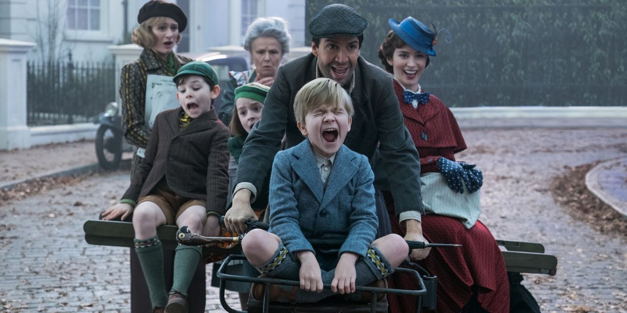 Image forMary Poppins Returns