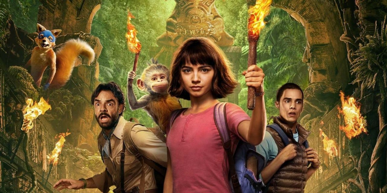 Image forDora & the Lost City of Gold