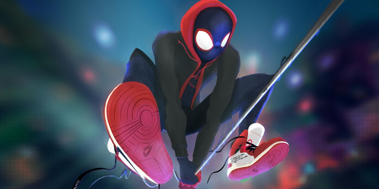 Image forSpider-Man: Into the Spider-Verse