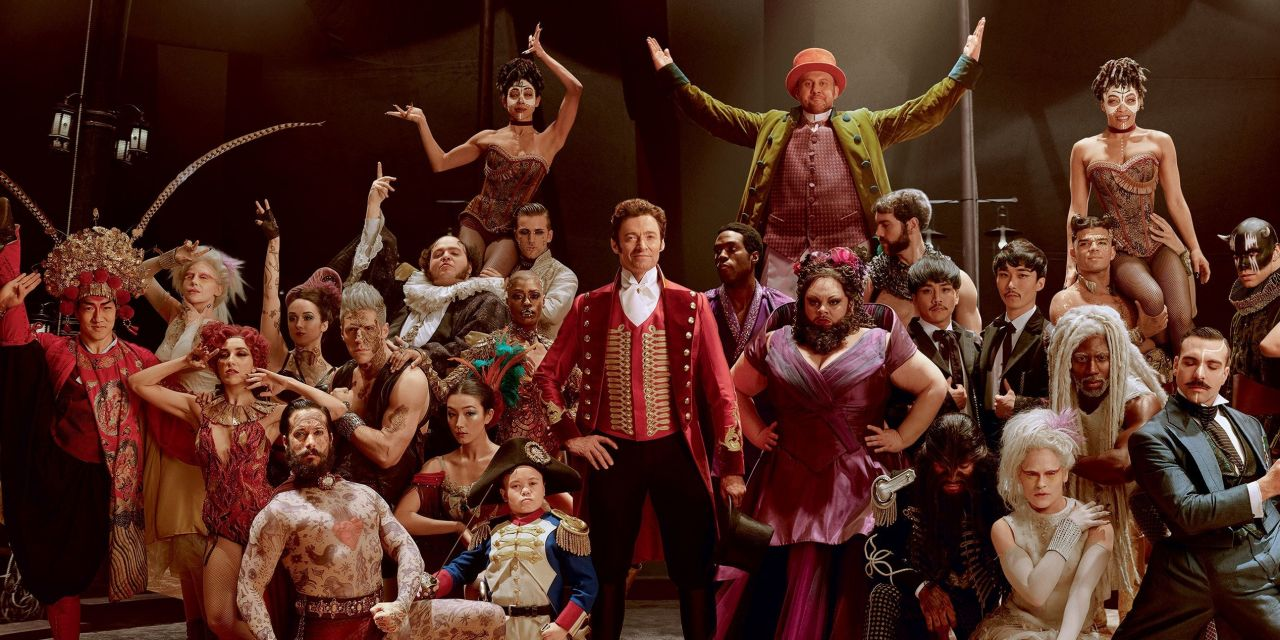 Image forThe Greatest Showman