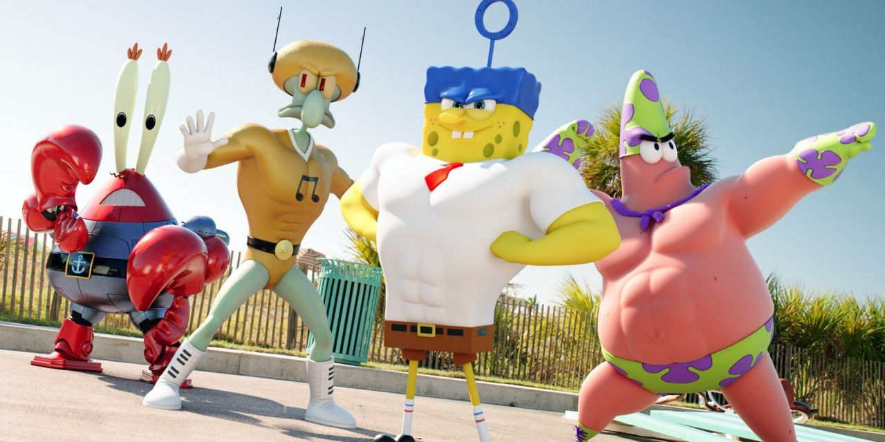 Image forThe SpongeBob Movie: Sponge Out of Water