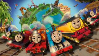 Image for Thomas & Friends: Big World! Big Adventures!