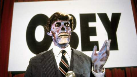 Image for They Live: A Visual and Cultural Awakening