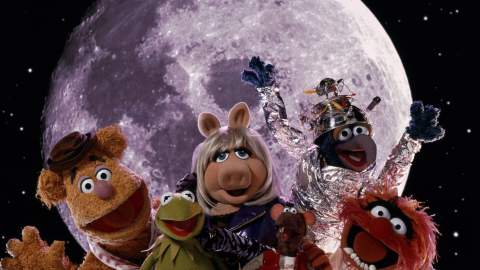 Image for Muppets From Space