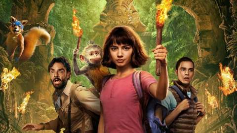 Image for Dora & the Lost City of Gold